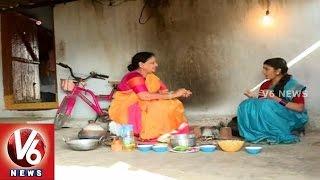 Telangana Special Snack Item Gudaalu | Telangana Shaakam | V6 News