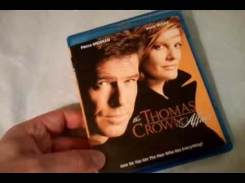 The Thomas Crown Affair (1999) - Blu Ray Review And Unboxing