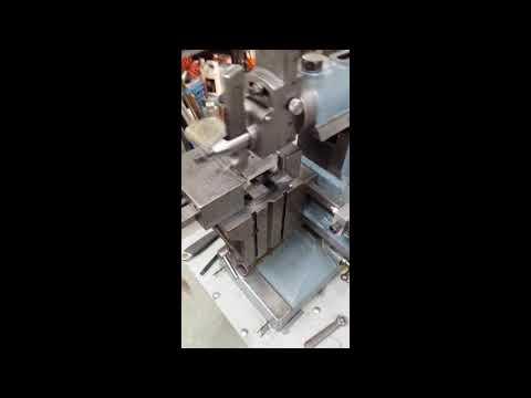 Delta Metal Shaper - Myford Super 7 top slide resurfacing