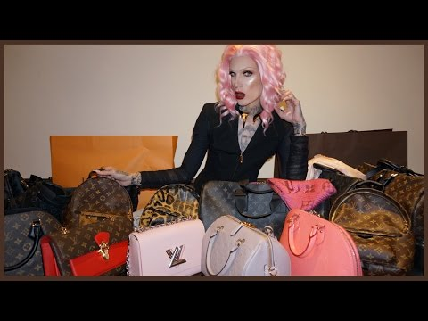 Thumbnail: LOUIS VUITTON FALL 2016 HAUL | Jeffree Star