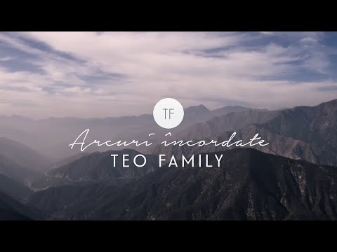 Arcuri Incordate - Teo Family [Official Lyric Video]