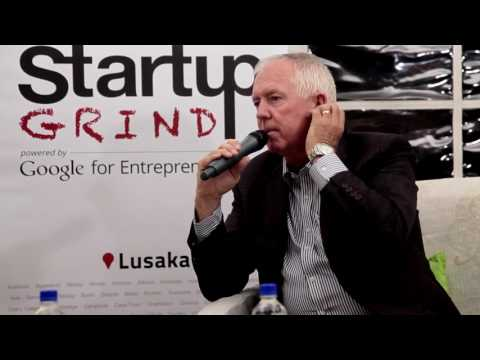 Mark O'Donnell (Union Gold) Startup Grind Lusaka