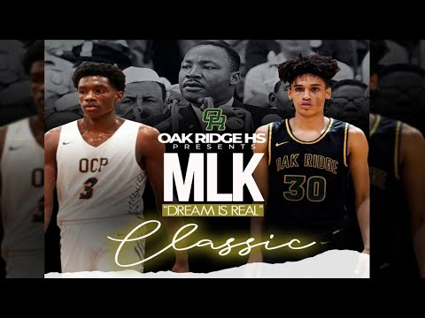 "MLK ""Dream Is Real"" Classic: Orlando Christian Prep vs. Oak Ridge"
