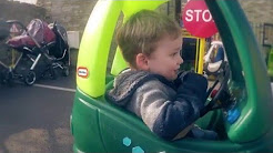 Crèche Course for very young drivers!