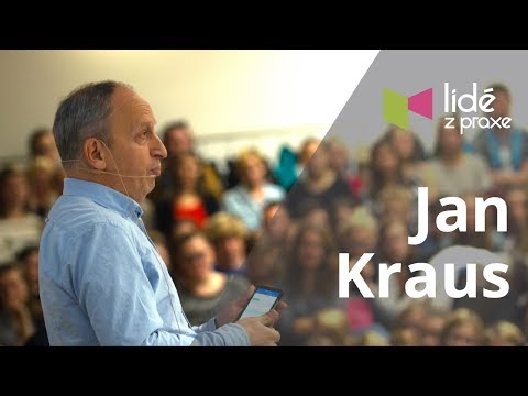 Diskusní setkání s Janem Krausem | LIDÉ Z PRAXE