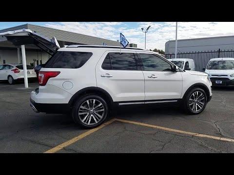 2016 Ford Explorer Las Vegas, Bullhead City, St. George, Havasu, Pahrump, NV 0185266A