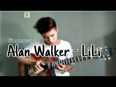 Lili - Alan Walker | Cover Gitar Fingerstyle & Karaoke