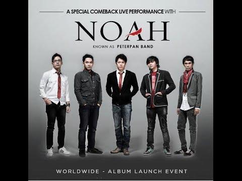 Lagu terbaru NOAH 2016 - memudar