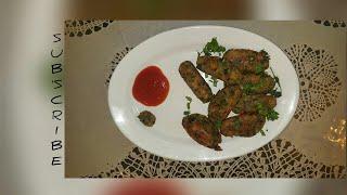 Vegetable Kebabs Sabzi Ki Mazedar Kabab Recipe in Hindu Urdu -RKK