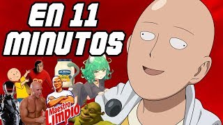 One Punch Man IN 11 MINUTES