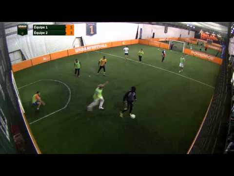 Urban Football - Asnieres - Terrain 1 le 23/11/2014  19:34