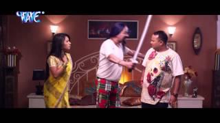 Bhojpuri Comedy Clip | Sapoot | Manoj Tiger Full Comdey Scene 2014