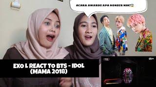 Baixar EXO Ls REACT TO BTS 'IDOL' MAMA 2018 (INDONESIA)