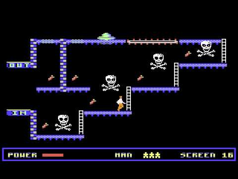 Madness Longplay (C64) [50 FPS]
