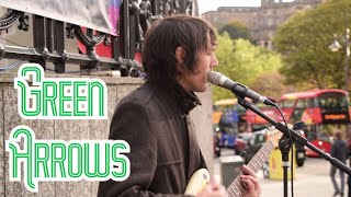 David William - Green Arrows (Live - Waverley Mall - 21st October 2019)
