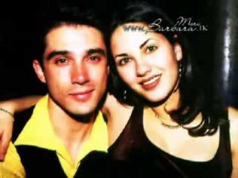 Barbara Mori e Sergio Mayer - YouTube  Barbara Mori e ...