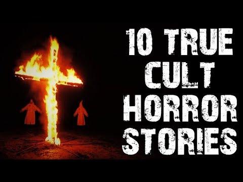 10 TRUE Dark & Disturbing Cult Encounter Horror Stories To Creep You Out! | (Scary Stories)