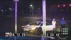 Woman who crashed Lamborghini in Holmes Beach denies DUI accusation
