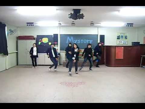 Beast - Mystery dance steps