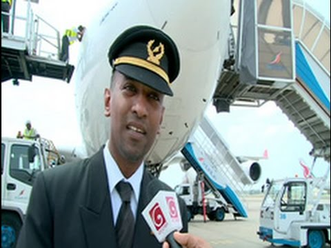 SriLankan Airlines bids goodbye to last Airbus A340