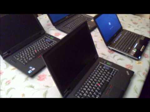 Lenovo VS Toshiba Turn ON.wmv