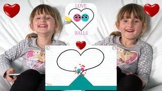[APPLI] LOVE BALLS le jeu préféré d'ATHENA - Studio Bubble Tea Gaming