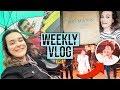 PRIMARK HAUL, OUTDOOR CINEMA & SEEING PETER ANDRE!? | Weekly Vlog #49