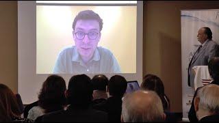 Guatemalteco Luis Von Ahn recibe un nuevo reconocimiento en el país