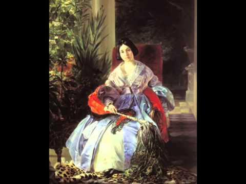 La Russia di Natasha- Karl Pavlovich Briullov by franca fiorellno