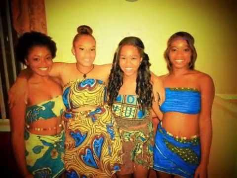 Beautiful Liberian Women