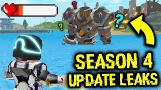 ROBOTS, KRAKEN, APARTMENTS!? (Update Leaks & Predictions) Mad City Season 4 Update   Roblox Mad City