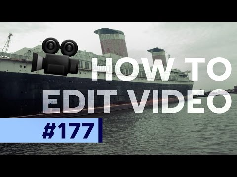How to Edit Video in Photoshop CC | Educational