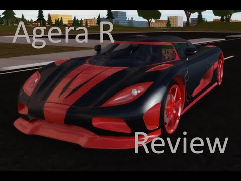Koenigsegg Agera R Review | Vehicle Simulator