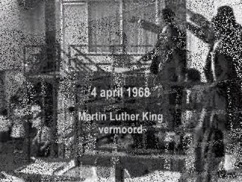 4 april Martin Luther King (1968)