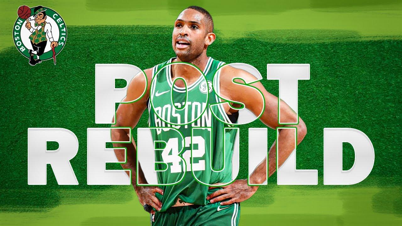 99 OVERALL SIGNING! POST KEMBA WALKER TRADE CELTICS REBUILD! NBA 2K21
