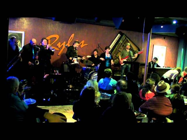 Diane Blue Big Band with Roberto Morbioli - Fever