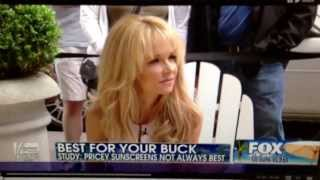 How to Pick the Best Sunscreen - FOX News 6/16/13