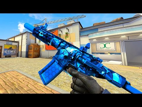 Custom Weapons in CS:GO Showcase