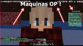 Divulgando servidor #3 - Rankup OP ! - Maquinas -  Mobspawners -  Economia Boa -  Itens Edit