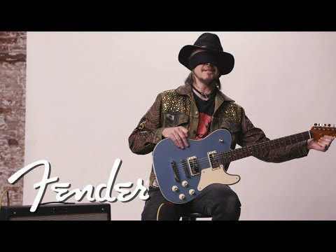 The Troublemaker Tele With John 5 | Parallel Universe | Fender