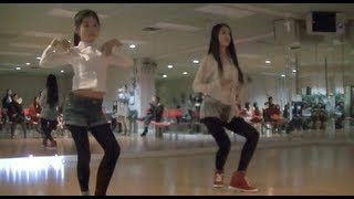 Snsd - Genie Dance Cover By Flying Dance Studios (2012 X' Mas Party)