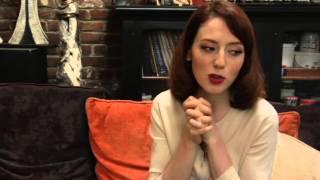 Les petits meurtres d'Agatha Christie - interview des comédiens