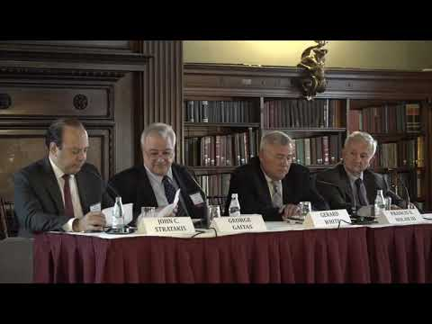 2016 New York Maritime Forum - Maritime & Admiralty Law Panel