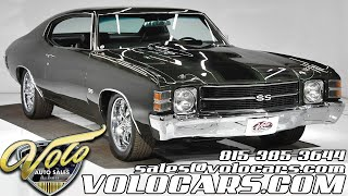1971 Chevrolet Chevelle SS for sale at Volo Auto Museum (V18914)