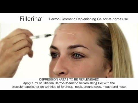 Fillerina Treatment Application