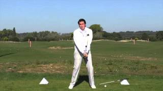 How the Sure Set transfers information into your golf swing