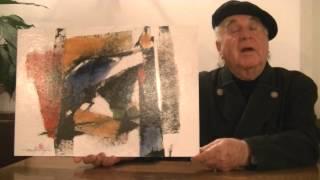 Kastlunger Harald - Abstrakte Malerei - Fukushima III