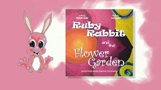 Ruby Rabbit and the Flower Garden