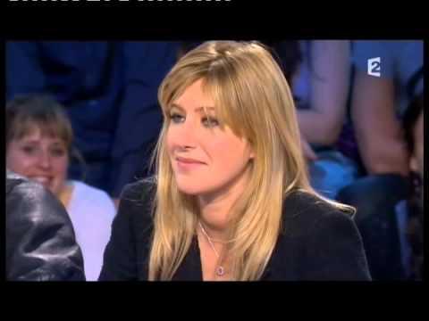 Amanda Sthers - On n'est pas couché 15 mai 2010 #ONPC