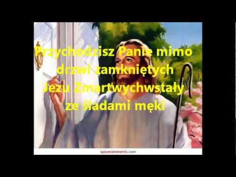 PRZYCHODZISZ PANIE - KARAOKE.wmv